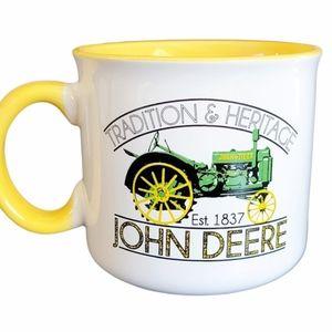 John Deere collectable mug
